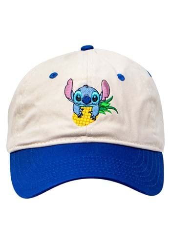 Lilo Stitch Blue Bill Cap Update