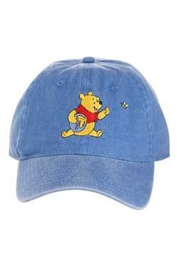 Winnie The Pooh Denim Dad Cap