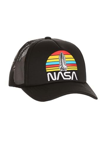 Foam NASA Trucker Hat