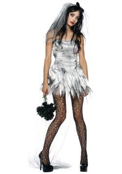 Zombie Bride Sexy Costume
