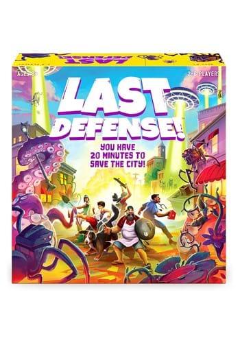 Funko Signature Games Last Defense Game