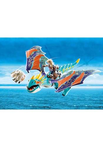 Playmobil How to Train Your Dragon Racing: Astrid