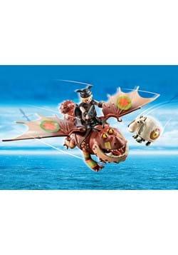 Playmobil Dragon Racing: Fishlegs and Meatlug