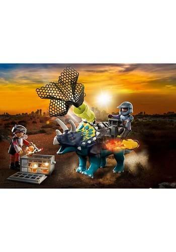 Playmobil Triceratops: Battle for the Legendary St