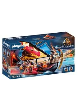 Playmobil Burnham Raiders Fire Ship