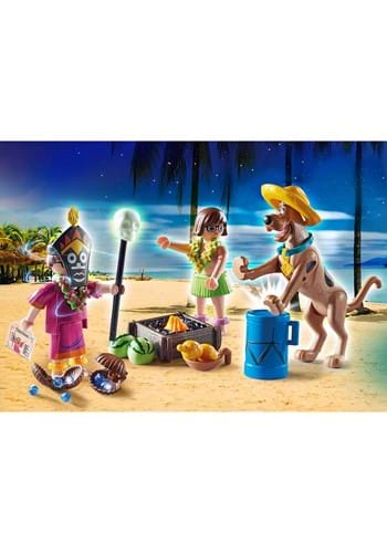 Playmobil SCOOBY DOO Adventure with Witch Doctor Playset