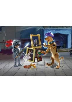 Playmobil SCOOBY DOO Adventure with Black Knight Playset
