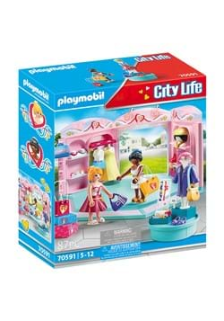 Playmobil Fashion Store Building Set