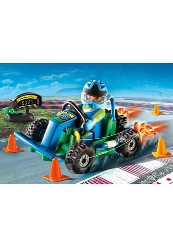 Playmobil Go Kart Gift Set