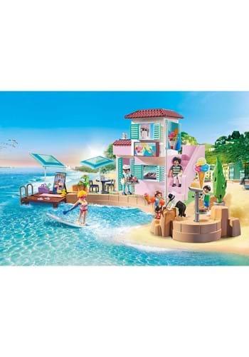 Playmobil Waterfront Ice Cream Shop