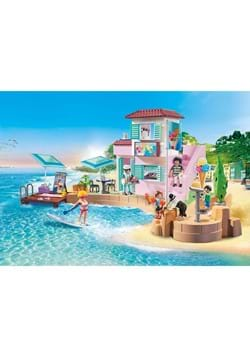 Playmobil Waterfront Ice Cream Shop