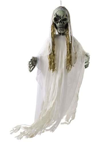 10 FT Light Up Hanging Skull Reaper