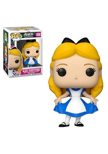 Funko POP Disney Alice 70th Alice Curtsying