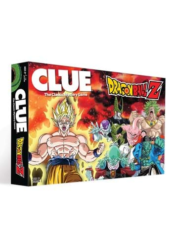 CLUE Dragon Ball Z