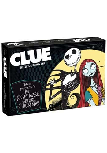 CLUE The Nightmare Before Christmas
