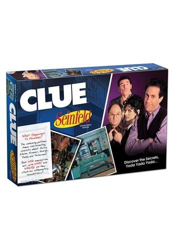 CLUE Seinfeld Board Game