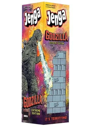 JENGA Godzilla Extreme Edition Game