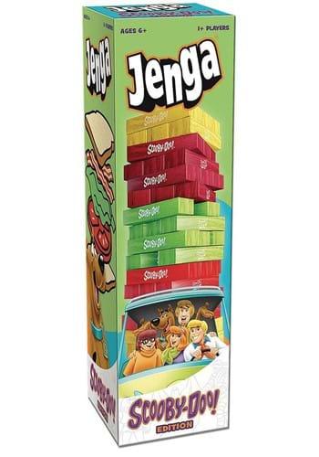 JENGA Scooby Doo Game