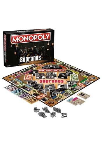 Monopoly Sopranos