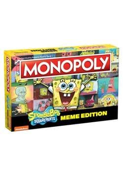 MONOPOLY Spongebob Squarepants Meme Edition