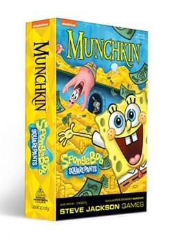 MUNCHKIN Spongebob Squarepants