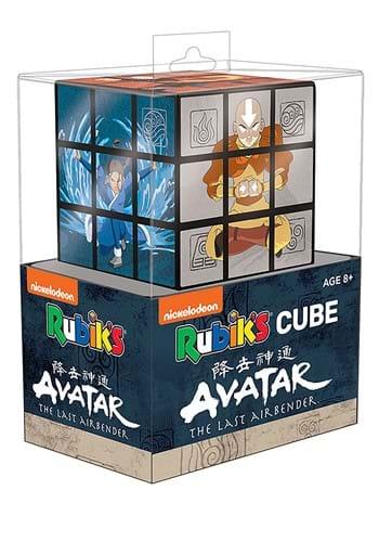 RUBIKS CUBE Avatar Last Airbender