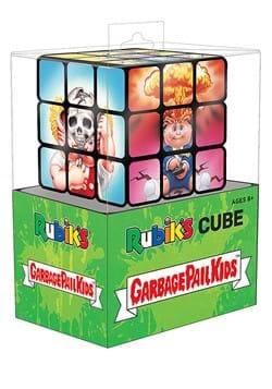 RUBIKS CUBE Garbage Pail Kids