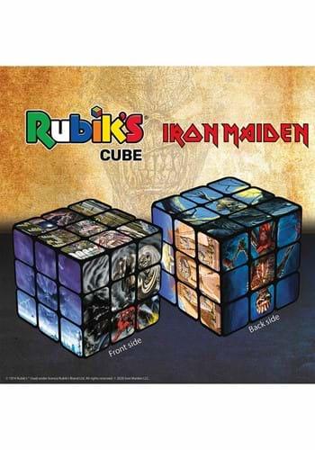 Rubiks Cube Iron Maiden