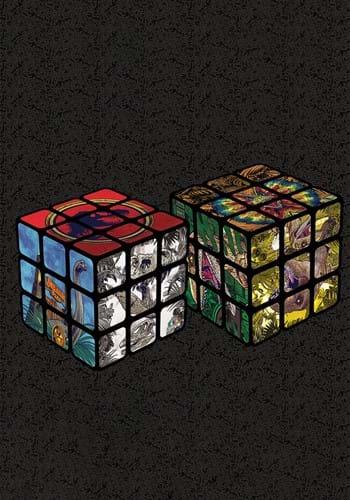 RUBIKS CUBE Jurassic Park