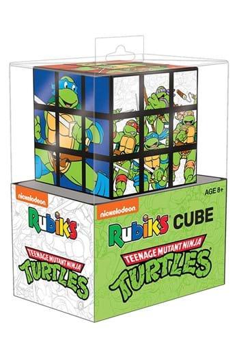 RUBIKS CUBE Teenage Mutant Ninja Turtles