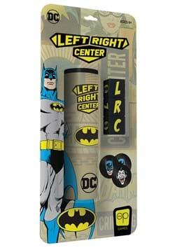 Left Right Center Batman Dice Game