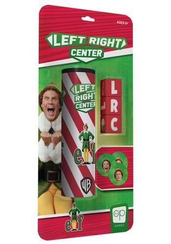 Left Right Center Elf Dice Game