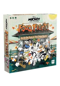 Mickey and Friends Food Fight Game