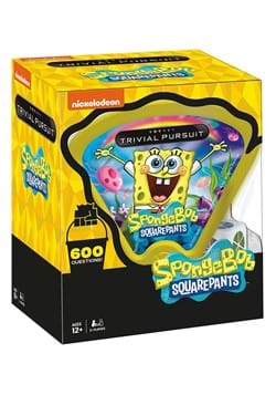 TRIVIAL PURSUIT Spongebob Squarepants Game
