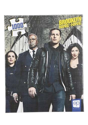 Brooklyn 99 No More Mr. Noice Guys 1000 Pc Puzzle