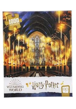 """Harry Potter """"Great Hall"""" 1000 Pc Puzzle"""