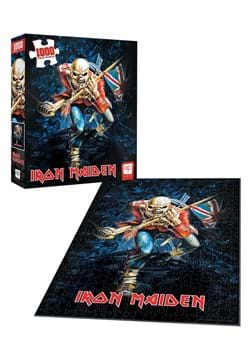 Iron Maiden The Trooper 1000 Piece Puzzle
