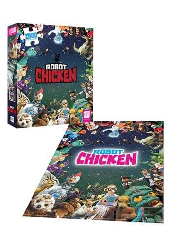 Robot Chicken 1000 Piece Puzzle
