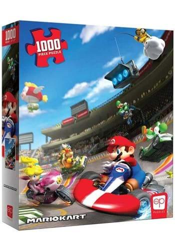 Super Mario Kart 1000 Pc Puzzle