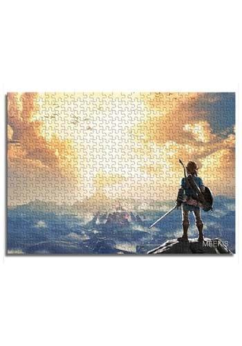 Zelda Breath of the Wild 1000 Pc Puzzle upd