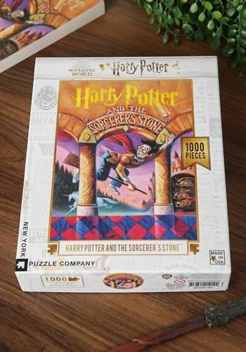 Harry Potter Sorcerer's Stone 1000 pc Jigsaw Puzzl