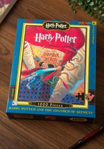Harry Potter Chamber of Secrets 1000 pc Jigsaw Puz