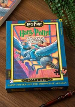 Harry Potter Prisoner of Azkaban 1000 pc Puzzle