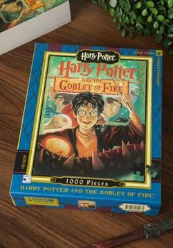 Harry Potter Goblet of Fire 1000 pc Jigsaw Puzzle