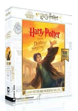 Harry Potter Deathly Hallows 1000 pc Puzzle
