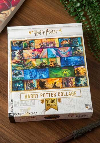 Harry Potter Collage 1000 pc Jigsaw Puzzle