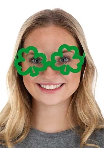 Shamrock Green Glasses