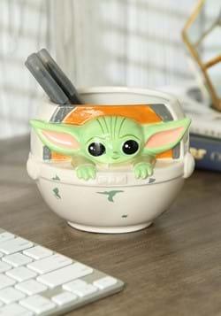 The Child Grogu Seated 3D Mug