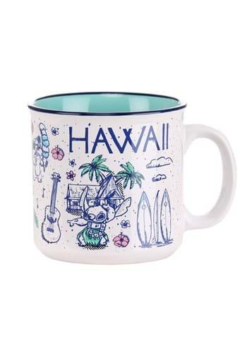 Lilo and Stitch Hawaii Destination 20oz Camper Mug