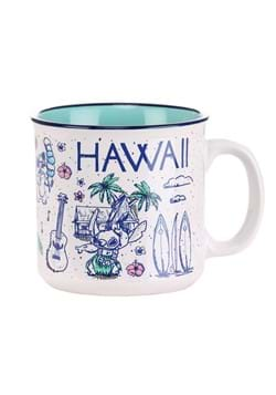 Lilo and Stitch Hawaii Destination 20oz Camper Mug